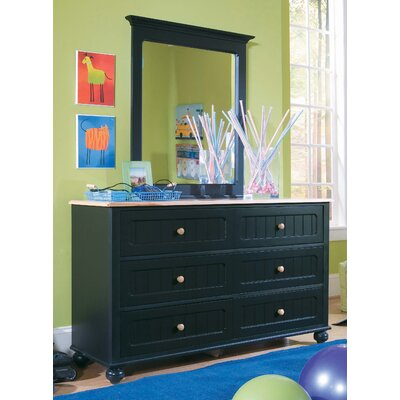 Lea Industries My Style Drawer 6-Drawer Dresser