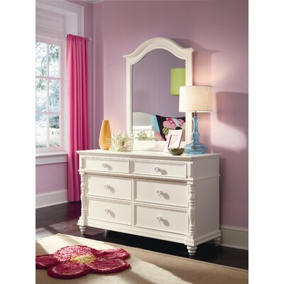 Lea Industries Hannah 6 Drawer Dresser