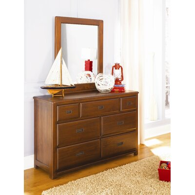Lea Industries Dillon 7 Drawer Dresser