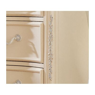Lea Industries Jessica McClintock Romance Ten Drawer Dresser