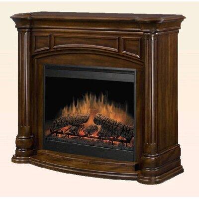 Belvedere Electric Fireplace Wayfair