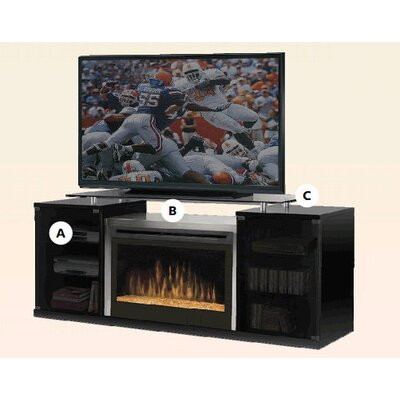 Dimplex Marana 76 TV Stand With Electric Fireplace
