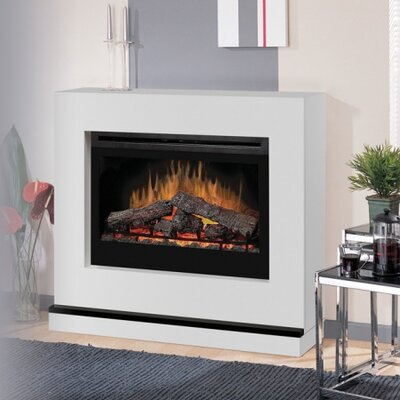 Dimplex Contemporary Convertible Electric Fireplace