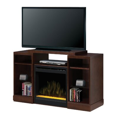 Dylan Media Console Electric Fireplace