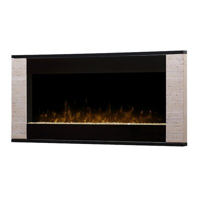 Strata Wall Mounted Electric Fireplace
