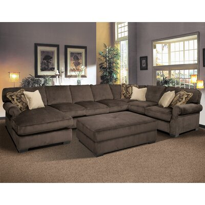 Wildon Home ® Grand Island Sectional