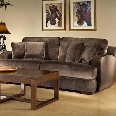 Gul sofa