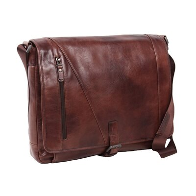 Rustic Messenger Bag