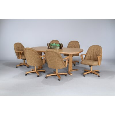 Chromcraft Core 7 Piece Dining Set