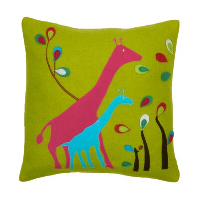 Amity Home Giraffe Pillow