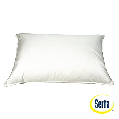 Serta Serta Perfect Sleeper Natural Fill Standard Pillow