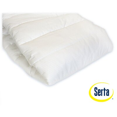Serta Perfect Sleeper Serta Perfect Day Outlast Cotton Mattress Pad