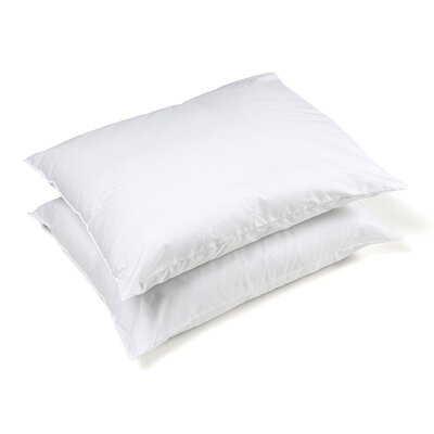 Serta Serta Perfect Sleeper Polyester Standard Bed Pillow (Set of 2)