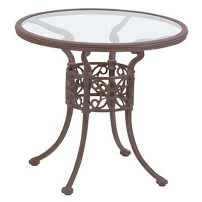 Woodard Landgrave Chateau Round Bistro Table