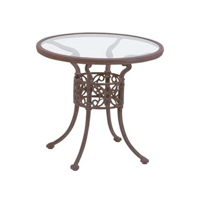 Woodard Landgrave Chateau Round Bistro Table