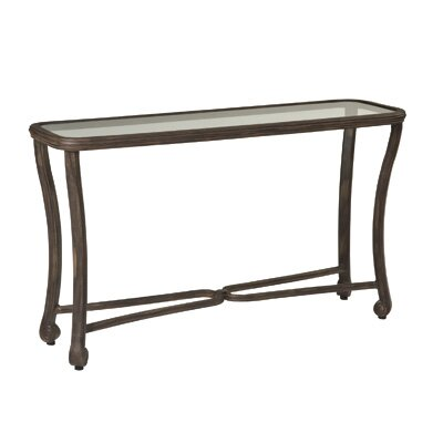 Woodard Landgrave Villa Console Table