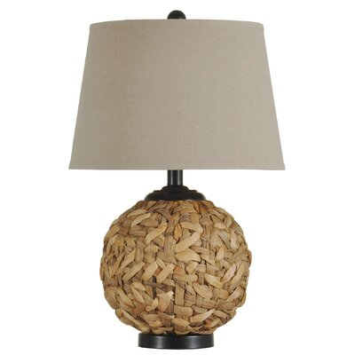 Style Craft Sea Grass Table Lamp