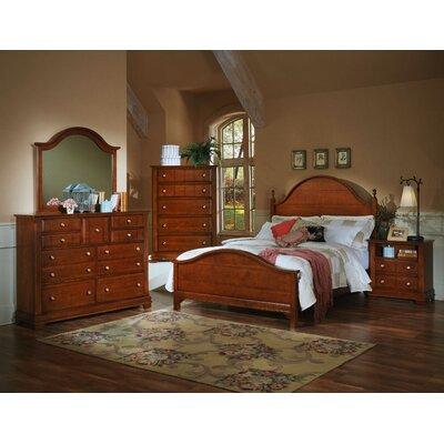 Vaughan-Bassett Cottage Panel Bedroom Collection