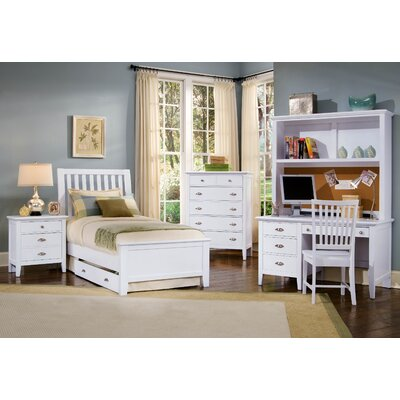 Vaughan-Bassett Twilight Slat Youth Bedroom Collection