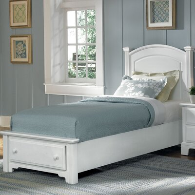 Vaughan-Bassett Hamilton Franklin Youth Storage Bed