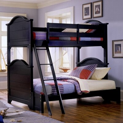 Vaughan-Bassett Cottage Twin over Twin Bunk Bed Bedroom Set