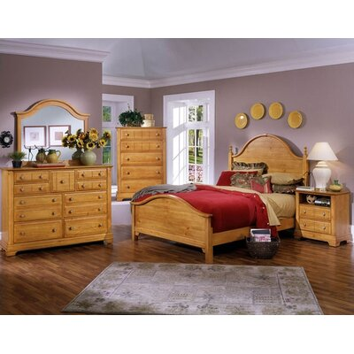 Cottage Panel Bedroom Collection Wayfair