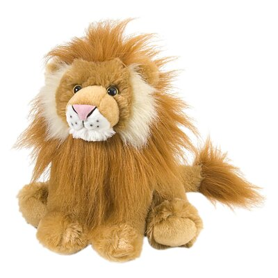 Wild Republic Cuddlekin Baby Lion Plush Stuffed Animal
