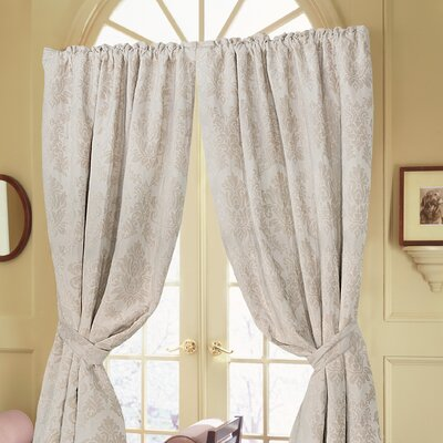 Rose Tree Linens Crystal Window Treatment Collection