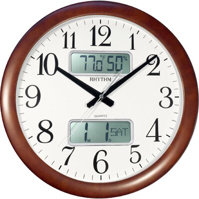 Rhythm U.S.A Inc Estado Clock