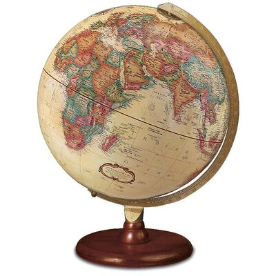 Replogle Globes Piedmont World Globe