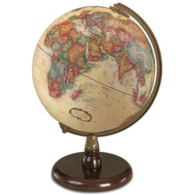Replogle Globes Quincy World Globe