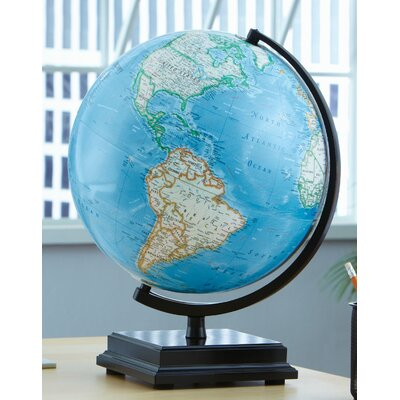 Replogle Globes Discovery Expedition Cambria World Globe