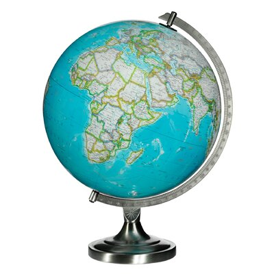 Replogle Globes National Geographic Bowers Illuminated Globe