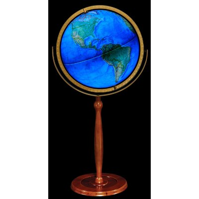 Replogle Globes National Geographic Chamberlin Illuminated Globe