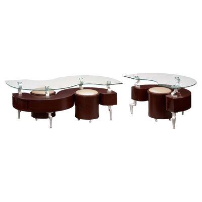 Global Furniture USA Sarah Coffee Table Set