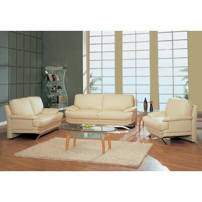 Global Furniture USA Julia Coffee Table Set