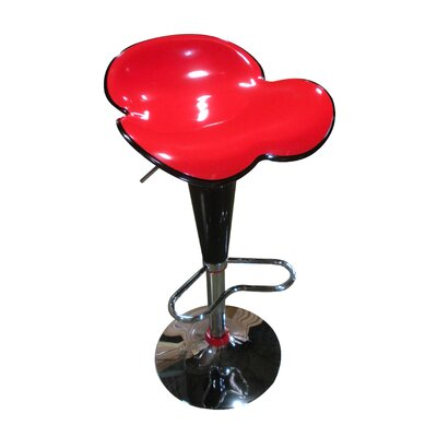 Global Furniture USA Petal Bar Stool