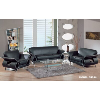Global Furniture USA Dali Living Room Collection