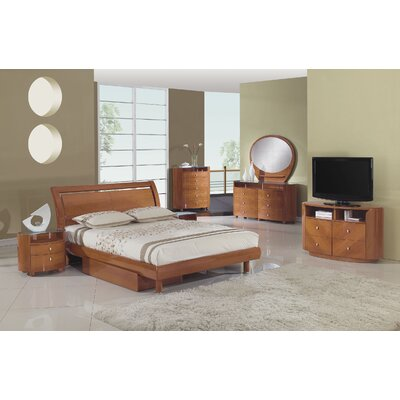 Global Furniture USA Emily Platform Bedroom Collection