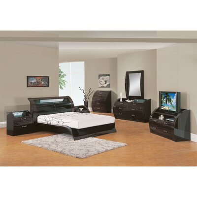 Global Furniture USA Madison Sleight Bedroom Collection
