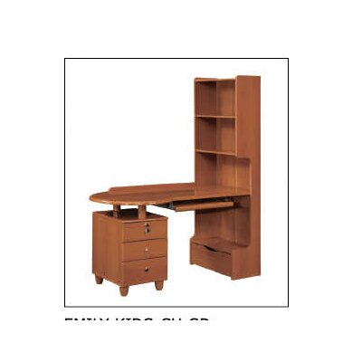 "Global Furniture USA Emily 26"" W Computer Desk"