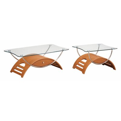 Global Furniture USA Meryl Coffee Table Set