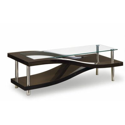 Global Furniture USA Wave Coffee Table
