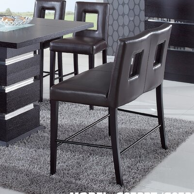 Global Furniture USA Jordan 7 Piece Counter Height Dining Set