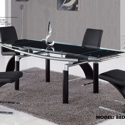 Global Furniture USA Jolie Dining Table