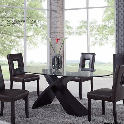 modern durable oval diningroom table native home garden design