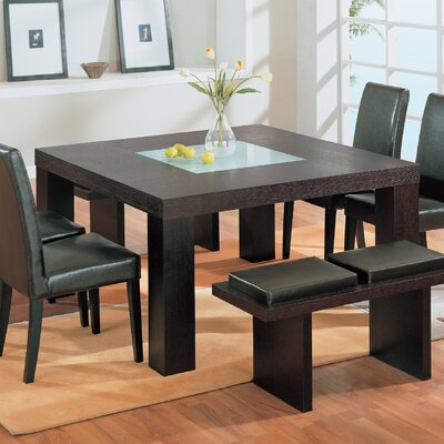 Square dining room table wayfair
