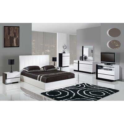 Global Furniture USA Trinity Platform Bed