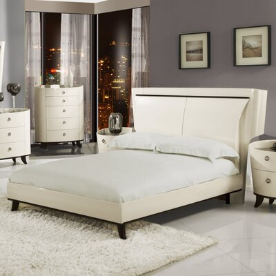Global Furniture USA Angelica Platform Bed