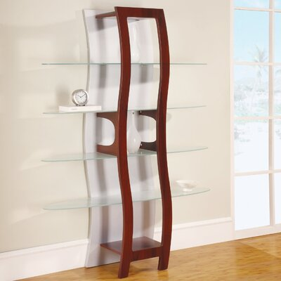 "Global Furniture USA 75"" Bookcase"